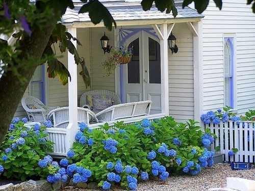 Country Decorating Ideas Small Gardens Magazine