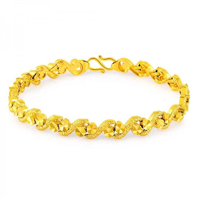 Old Brute Gold Bracelet