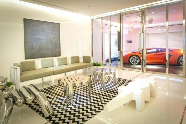 image of man cave garage designs design ideas