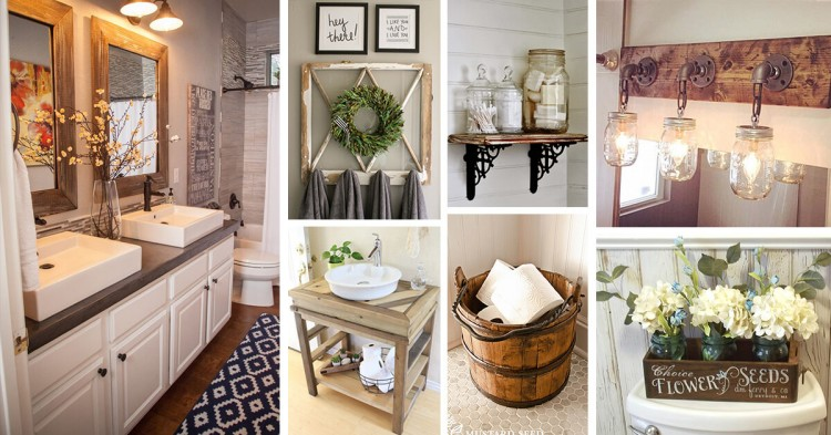 modern farmhouse half bath remodeled bath tiny ting tiled pictures farmhouse half ideas designs small images