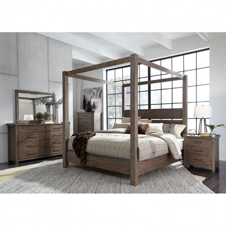 Bolanburg Queen Bed with 2 Nightstands,