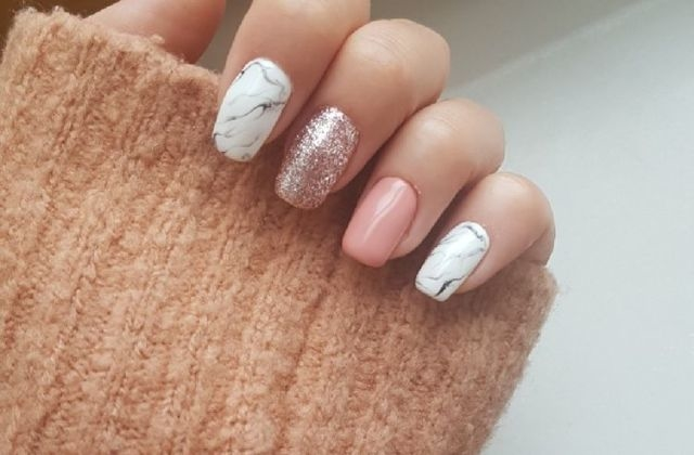 natural nail polish designs hession hairdressing