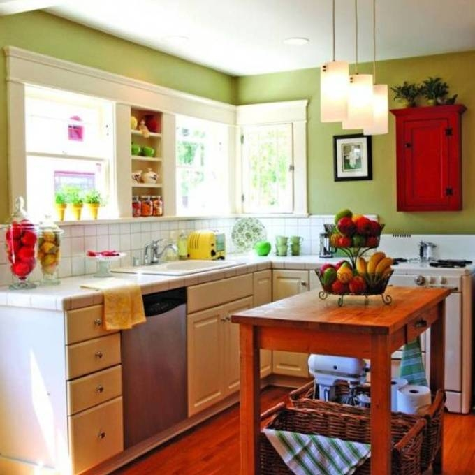 Paint Cabinet Gallery Diy Cottage Storage Small Style Cabinets I Deep Colors Best Cool Ideas Refinishing Kitchens Kitchen Color Pictures Country Cabin Above
