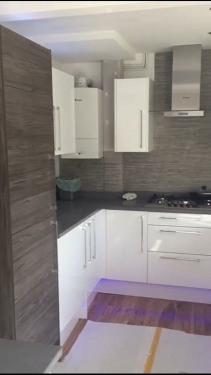 Our kitchens will then be finished off by being beautifully painted in a high quality paint of your choice such as Farrow and Ball