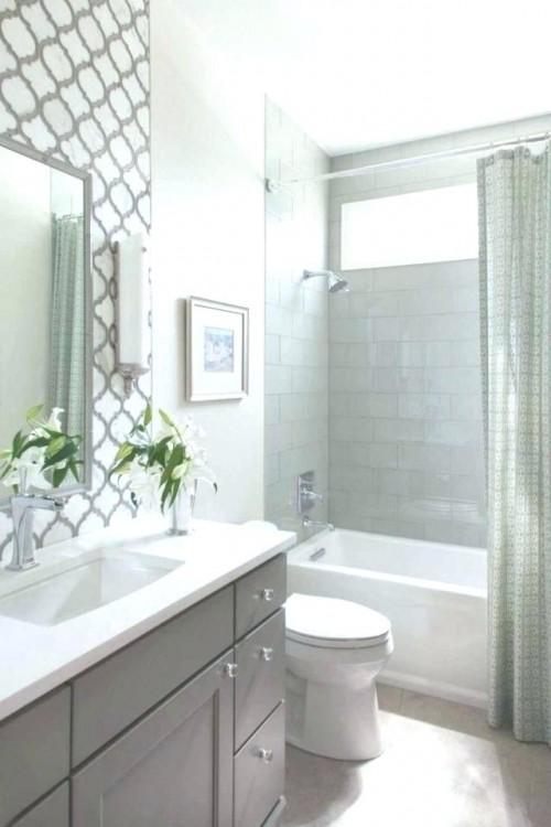 Small Soaking Tub Shower Combo