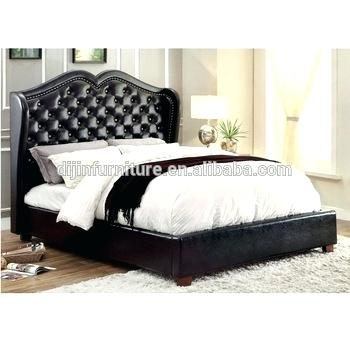 brown leather bed modern bedroom furniture bed with genuine leather brown leather bed decorating ideas