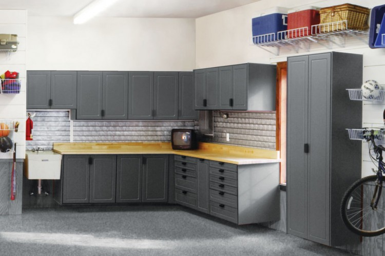 Garage Tool Storage Ideas Design