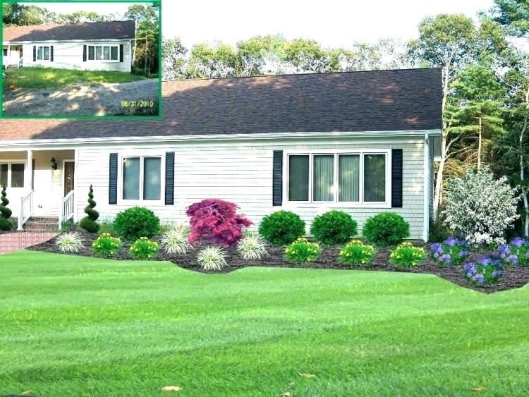 Front House Garden Plan Ideas