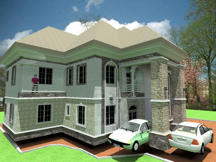 nigerian house plan house plan design