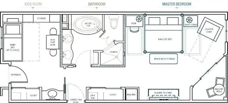 master bedroom layout ideas