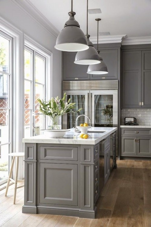 classic kitchen cabinets design wood white contemporary