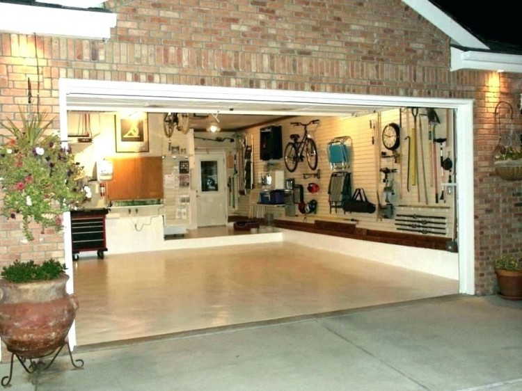 Car Garage Interior Design