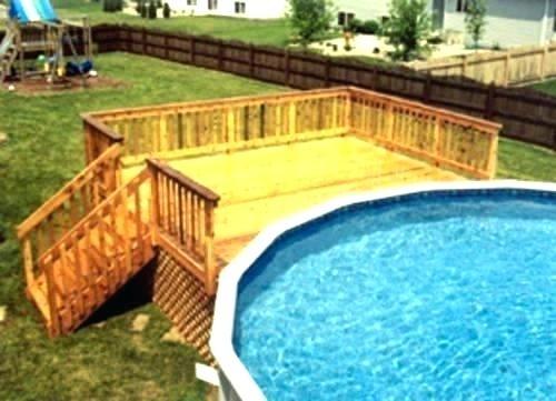 pool deck plans above ground pool decking designs pool deck designs swimming decks above ground inside