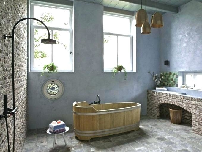 country bathroom decor with best images on bath ideas