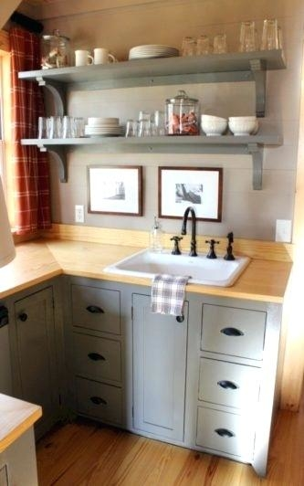by Decor' her kitchen remodel uses exactly the type of clever kitchen idea we are talking about