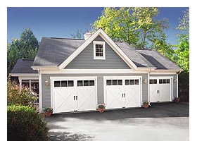 Each Clopay® entry and garage door is built to order, which means that it perfectly matches your specific design and performance requirements — all while
