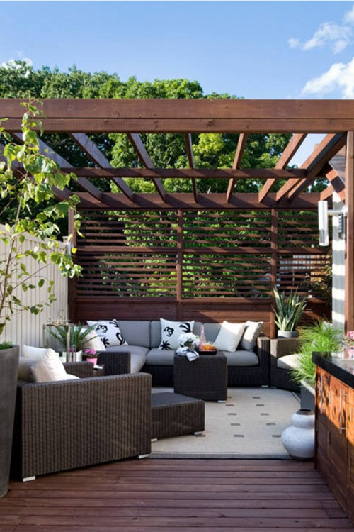 Pergola Design Ideas Deck With In Elmhurst Il Wooden Light Throughout Decor 33