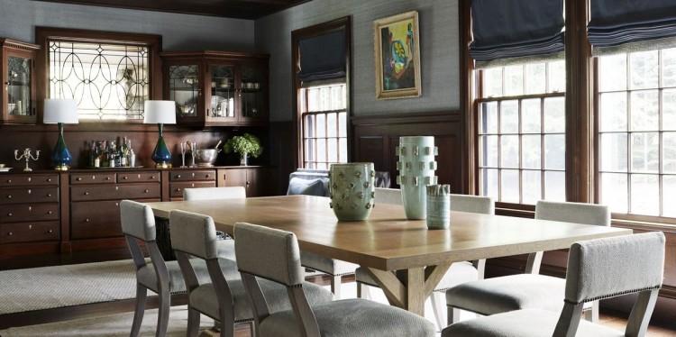 Terra Rustic Dining Room Set